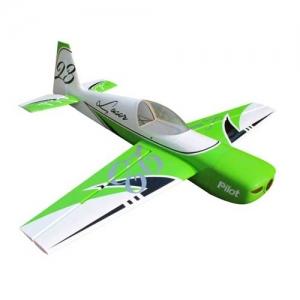 BK Pilot-RC Laser 88% grün/weiss 2240 mm