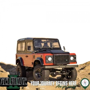 AB RC4WD 2015 Land Rover Defender D90 RTR 1:10
