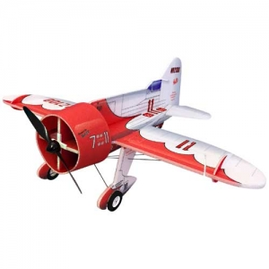 BK RC-Factory Gee Bee weiss/rot EPP 800mm