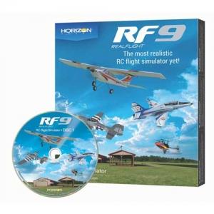 Flugsimulator RealFlight 9 Software Only
