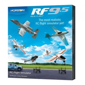 Flugsimulator RealFlight 9.5 Software only