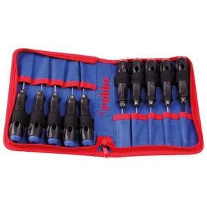 Werkzeugset Robbe mit Tasche 10 Teilig