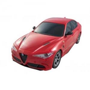 AB Siva Alfa Romeo Giulia Quadrifoglio rot 1:24 2,4 GHz