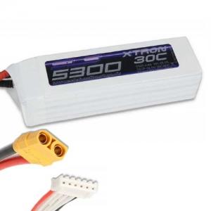 Lipo SLS XTRON 5er 18,5/5300 30C/60C