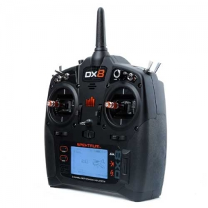 Set Spektrum DX8 G2 Multi Mode AR8010T 2,4 GHz