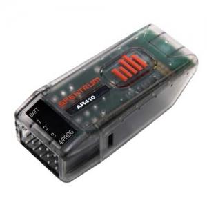 Empfänger Spektrum AR410 Sport Empfänger 4K 2,4 GHz Telemetrie