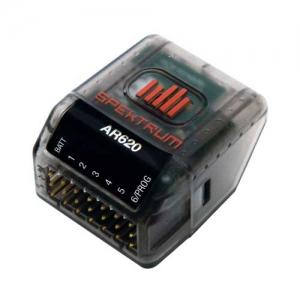 Empfänger Spektrum AR620 Sport Empfänger 6K 2,4 GHz Telemetrie