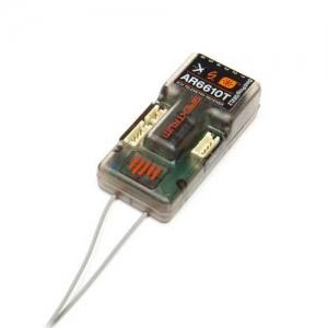 Empfänger Spektrum AR6610T 6K 2,4 GHz Telemetrie