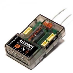Empfänger Spektrum AR8020T 8K 2,4 GHz Telemetrie