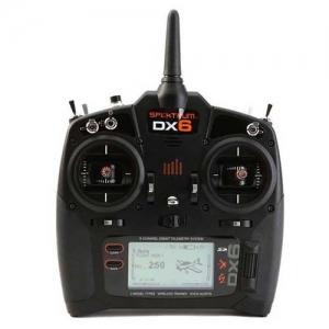 Sender Spektrum DX6 DSMX Multi Mode 2,4 GHz