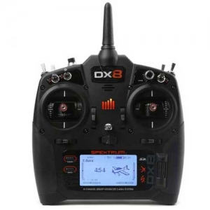Sender Spektrum DX8 G2 Multi Mode 2,4 GHz