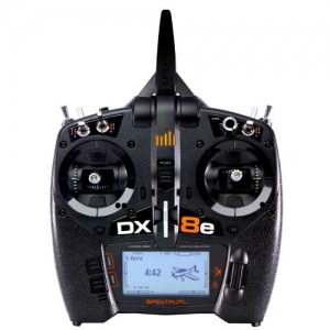 Sender Spektrum DX8e 2,4 GHz Multi Mode