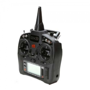 Sender Spektrum DX9 Black Edition 2,4 GHz Multi Mode