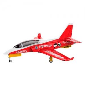 BK HSD Viper Jet PNP rot 90er 6S EDF V2 1400 mm