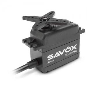 Servo Savöx SC-1268SG HV Black Edition digi 25,0kg 0,11sec