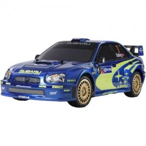 AB Tamiya Subaru Impreza WRX 2004 TT01E