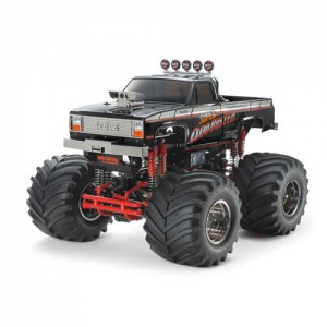 AB Tamiya Super Clod Buster Black Edition