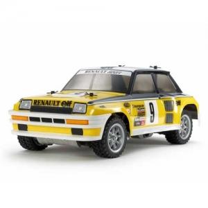 AB Tamiya Renault 5 Turbo Rally 1:12 M06Ra