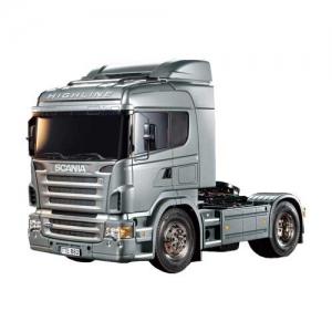 AB Tamiya LKW Scania R470 Silver Edition