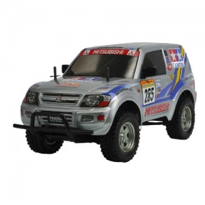 AB Tamiya Mitsubishi Pajero Rally Sport 4WD CC01
