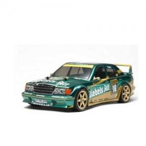 AB Tamiya Mercedes 190E Diebels Alt Zakspeed TT01E