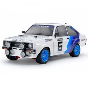 AB Tamiya Escort MK II Rally lackiert MF01X