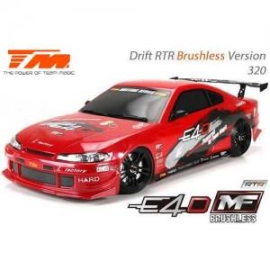 AB Team Magic  E4D-MF 4WD S15 Drift 1:10 Brushless RTR 2,4 GHz