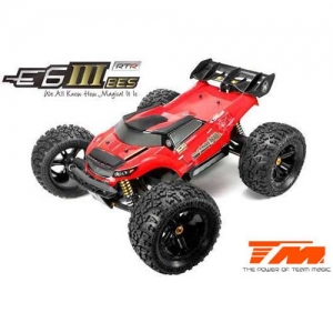 AB Team Magic E6 III BES Monster Truck 4WD Brushless RTR 2,4 GHz