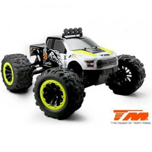 AB Team Magic E6 III RAPTOR Monster Truck 4WD Brushless s/g RTR 2,4 GHz