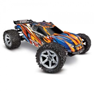AB Traxxas Rustler4x4 VXL Brushless orange 1:10 2,4 GHz