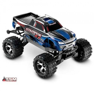AB Traxxas Stampede 4WD VXL BL1:10 2,4 GHz