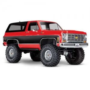 AB Traxxas TRX-4 Chevy Blazer Crawler rot 4WD 2,4 GHz