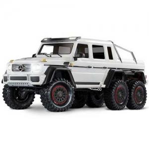 AB Traxxas TRX-6 Mercedes G63 AMG 6x6 Crawler weiss 6WD 2,4 GHz