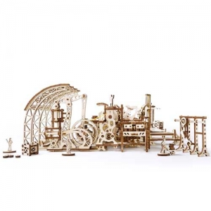 Ugears Stadt Serie Roboterfabrik